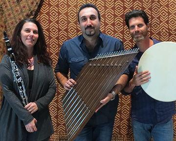 Alborz Trio