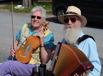Albuquerque Folk Festival - Performers