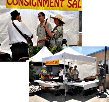 Consignment Sales Table